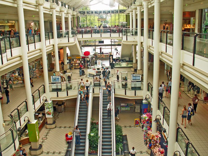 Shopping Center – How to pick the very best