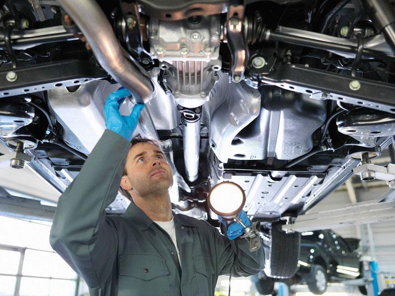 Auto Repair for novices