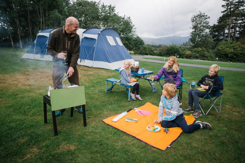 Disadvantages of Camping Holidays