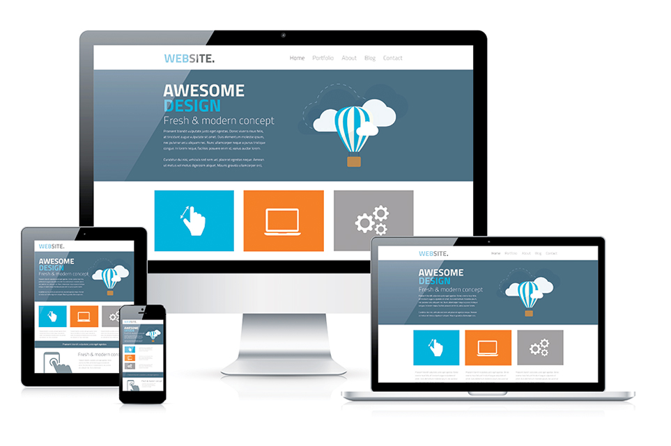 Hire a website design services offering company listening to you