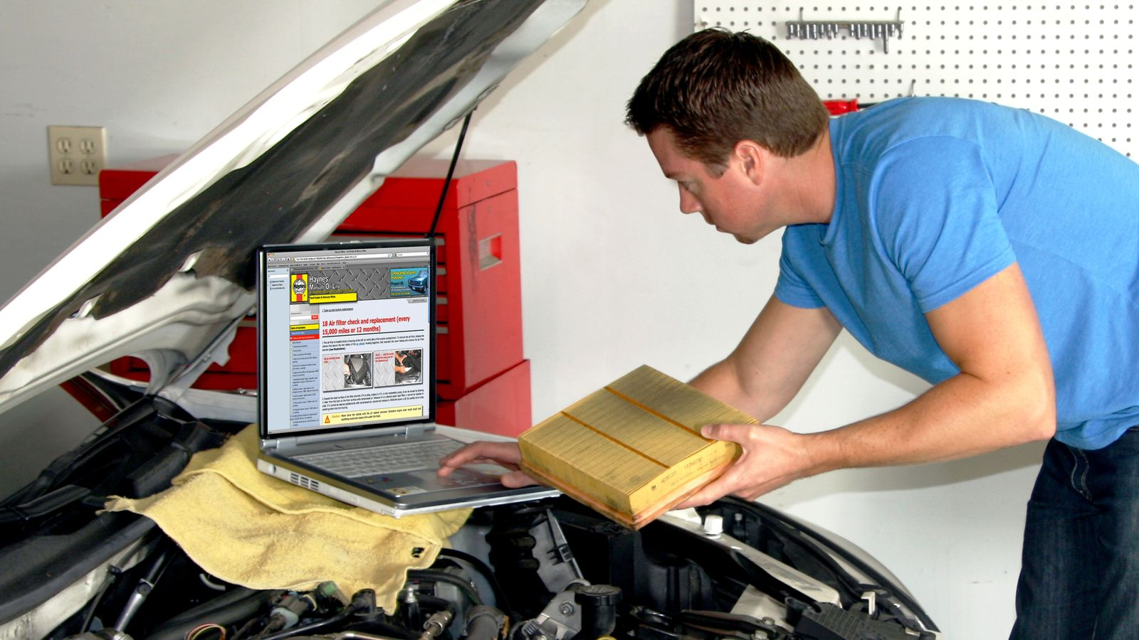 Online Automotive Repair Guides and just what it may Provide For You