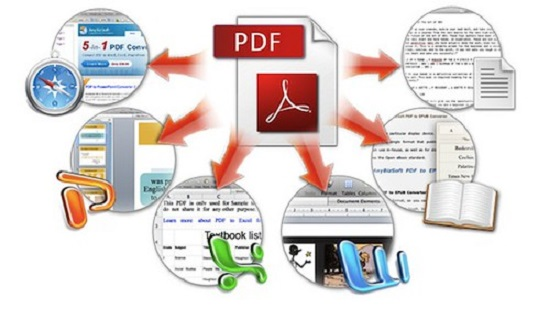 Online conversion of pdf documents is easy and convenient.