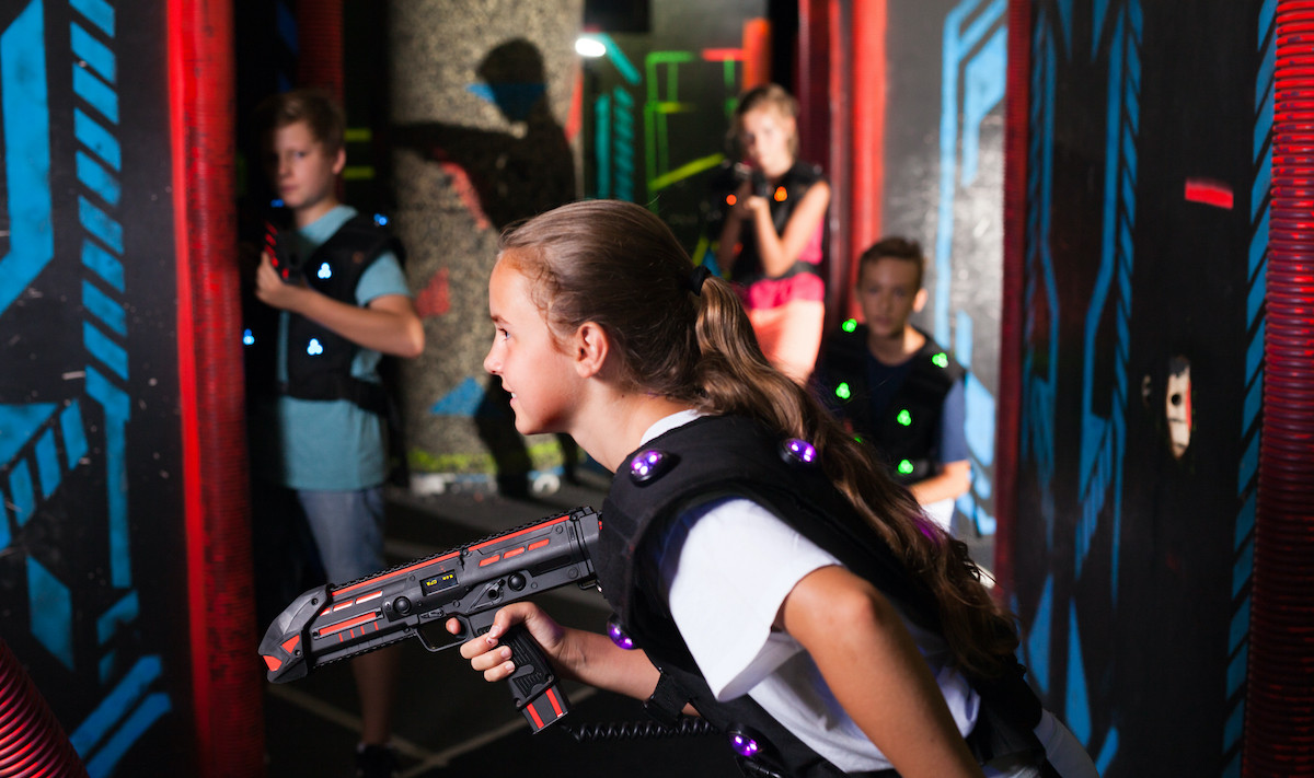 What Everybody Should Know About Laser Quest In Singapore?