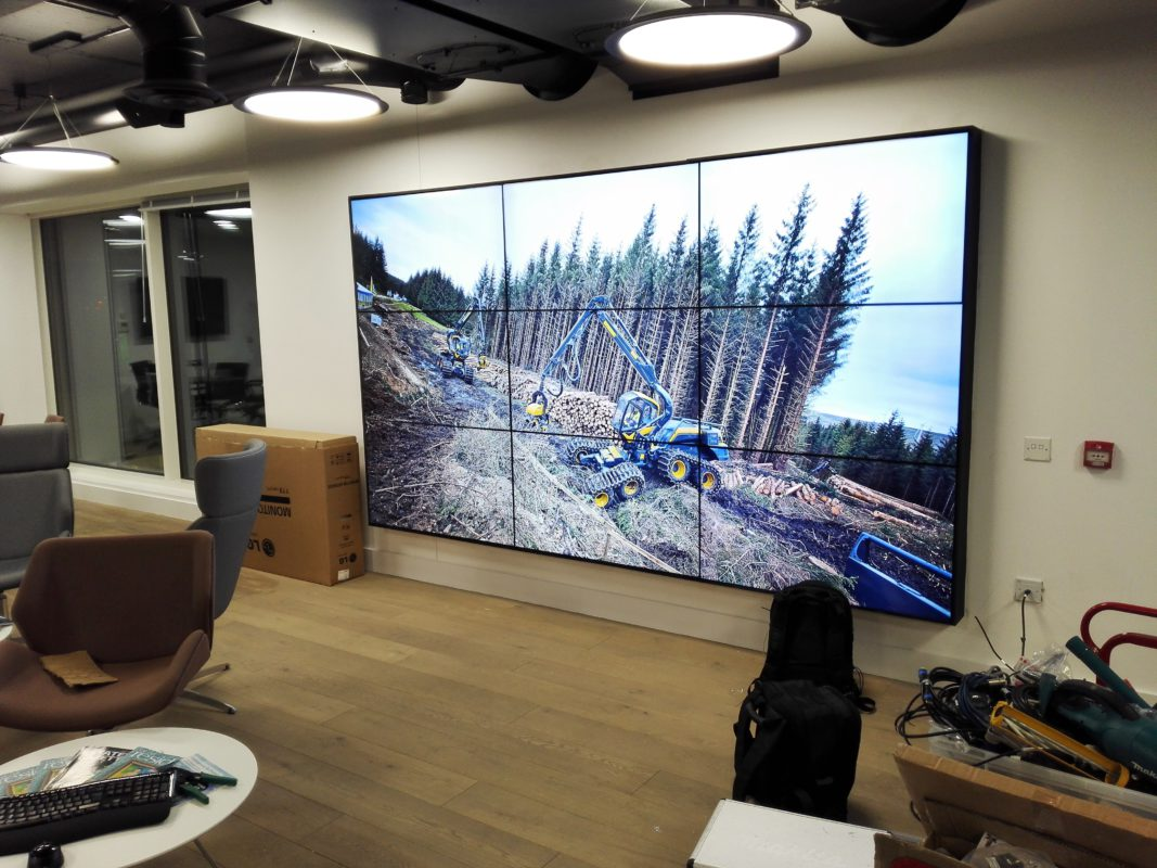 Some Considering Things That You Should Look At Before Buying A Video Wall!